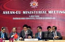 Các bên đối thoại hỗ trợ ASEAN xây dựng cộng đồng