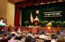 Khai mạc kỳ họp thứ 10 HĐND Thành phố Hồ Chí Minh