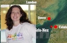 Một phụ nữ Anh tử nạn khi bơi qua Eo biển Manche