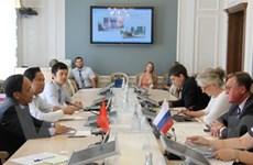 Các địa phương Việt Nam, Nga tăng cường hợp tác