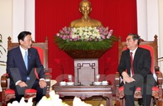 Sớm triển khai cơ chế đối thoại an ninh Việt - Nhật