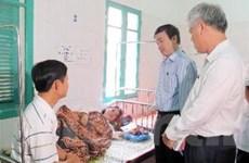 Vụ tiêm vắcxin ở Quảng Trị: Đình chỉ 2 cán bộ y tế