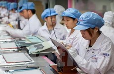 Apple lại bị cáo buộc lạm dụng lao động ở Trung Quốc