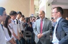 Lãnh đạo TP.Hồ Chí Minh tiếp Toàn quyền New Zealand