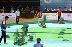 19 đội quốc tế dự thi ABU Robocon 2013 ở Đà Nẵng