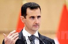 Tổng thống Syria bổ nhiệm mới 7 thành viên nội các