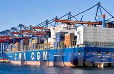 Lợi nhuận hãng vận tải thủy CMA CGM tăng tới 60%