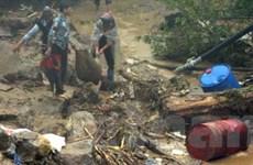 Lào Cai: Lở núi ở bãi vàng chôn vùi hàng chục người