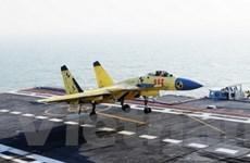 Chuyên gia Nga: TQ bắt đầu sản xuất máy bay J-15