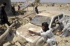Chủ tịch nước thăm hỏi về trận động đất ở Pakistan