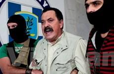 Hy Lạp bắt giữ thêm một lãnh đạo của đảng cực hữu