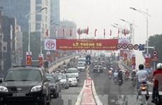 Bức tranh giao thông Hà Nội tầm nhìn đến năm 2050