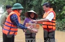 Ước tính Hà Tĩnh thiệt hại trên 500 tỷ đồng vì mưa lũ