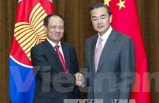 ASEAN và Trung Quốc cam kết tăng cường hợp tác