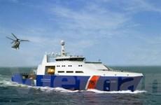 Bàn giao tàu đa năng hiện đại cho Cảnh sát biển VN