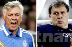 """Martino và Ancelotti đã nói gì trước thềm """"kinh điển""""?"""