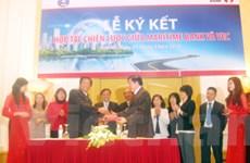 Maritime Bank cung cấp dịch vụ tài chính cho VEC