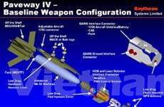 Anh trang bị bom hiện đại cho Không quân hoàng gia