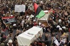 Libya cảnh báo bạo lực có thể khiến bầu cử bị hoãn