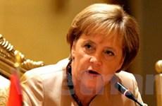 Thủ tướng Angela Merkel quyết định cải tổ nội các