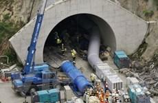 Nhật Bản: Nổ đường hầm làm 4 người thiệt mạng