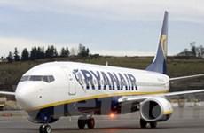 Lợi nhuận của hãng Ryanair dự báo sụt giảm mạnh