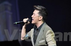 Đêm nhạc ấm áp của cộng đồng người Việt tại Nga