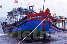 Cứu hộ thành công ba tàu cá bị nạn ở Quảng Ngãi