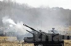 Triều Tiên phản đối Mỹ-Hàn tập trận bắn đạn thật
