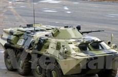 Xe bọc thép Boomerang mới của Nga sắp xuất hiện