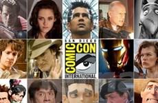 Những người hùng truyện tranh tụ họp ở Comic-Con