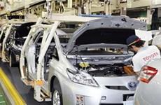 Các hãng xe Nhật di chuyển sản xuất ra nước ngoài