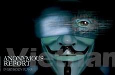Anonymous công bố dữ liệu của tập đoàn Australia