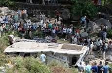 Ấn Độ: Tai nạn ôtô nghiêm trọng làm 27 người chết