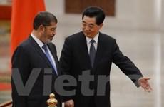 Ai Cập và Trung Quốc ký 7 thỏa thuận hợp tác lớn