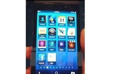 Hé lộ chi tiết mẫu BlackBerry L-Series Touchscreen