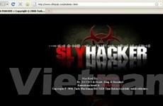 Các website lớn của Thụy Điển liên tục bị tấn công