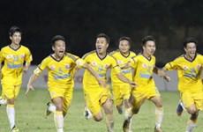 U21 Quốc gia: Sông Lam Nghệ An vào chung kết