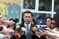 Chính phủ Macedonia vượt qua bỏ phiếu bất tín nhiệm