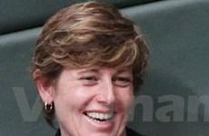 Bà Anna Burke trở thành Chủ tịch Hạ viện Australia