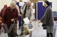 Cánh tả ở Séc thắng lợi lớn tại bầu cử Thượng viện