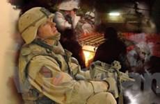 Gần 30% cựu chiến binh Mỹ bị chấn thương tâm lý