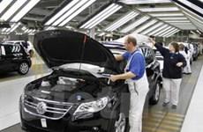Thặng dư thương mại của Đức cao kỷ lục năm 2012