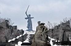 Lễ dựng bia kỷ niệm 70 năm chiến thắng Stalingrad