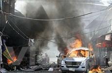 Đánh bom xe ở Afghanistan gây nhiều thương vong