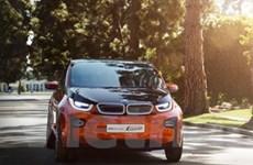 Những hình ảnh đầu tiên về BMW i3 concept coupe