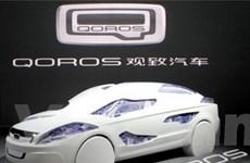 Thêm thông tin về mẫu Qoros sedan cho châu Âu