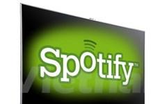 Spotify có hơn 5 triệu thuê bao trả phí trên toàn cầu