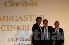 MegaStar được vinh danh tại sự kiện lớn Cine Asia