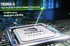 NVIDIA ra mắt Tegra 4 với 5 lõi CPU, 72 lõi GPU